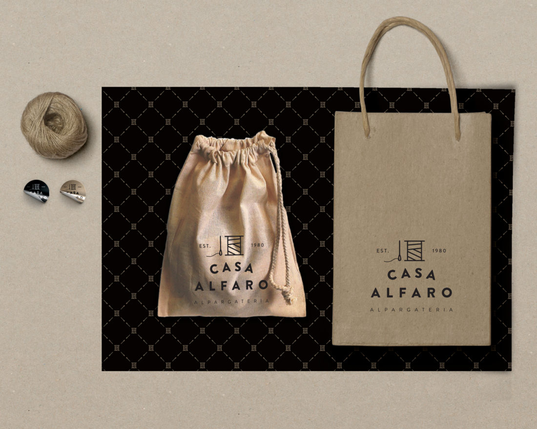 packaging casa alfaro