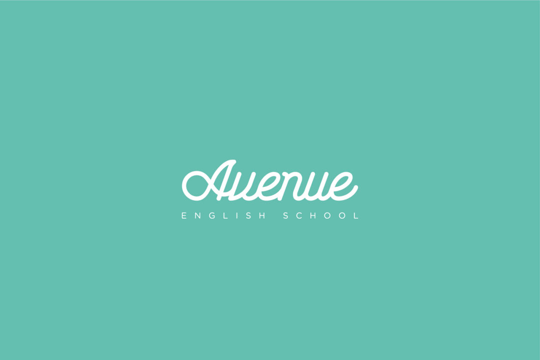 Avenue-school-Zaragoza-diseño imagen corporativa