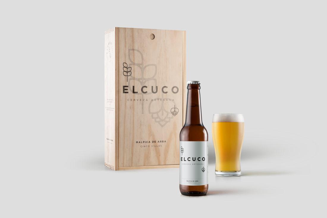 EL-CUCO-pack-cerveza-artesana-diseño gráfico Zaragoza