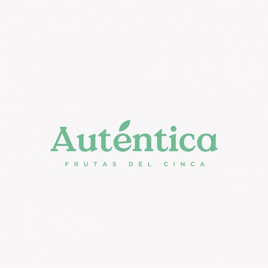 logotipo auténtica